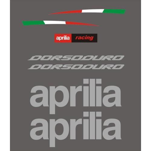 Стикери за Aprilia Dorsoduro модел 26831