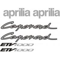 Стикери за Aprilia Caponord 2003 модел 26837