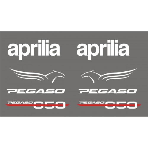 Стикери за Aprilia pegaso 650 2003 модел 26846
