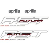 Стикери за Aprilia Futura 1000 2003 модел 26853