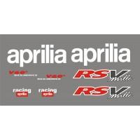 Стикери за Aprilia RSV mille 1999 модел 26862