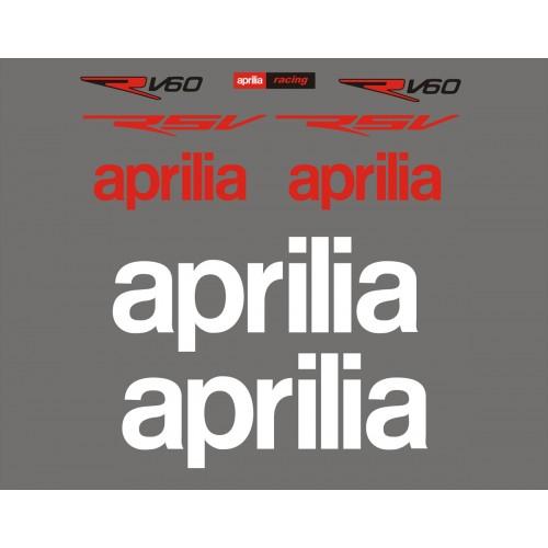 Стикери за Aprilia RSV  2007 модел 26867