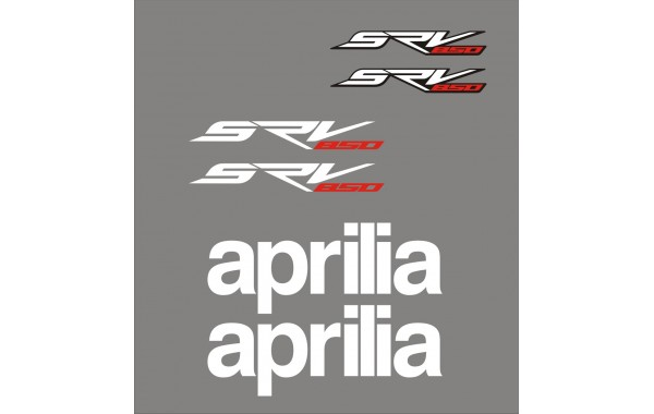 Стикери за Aprilia SRV 850 модел 26883