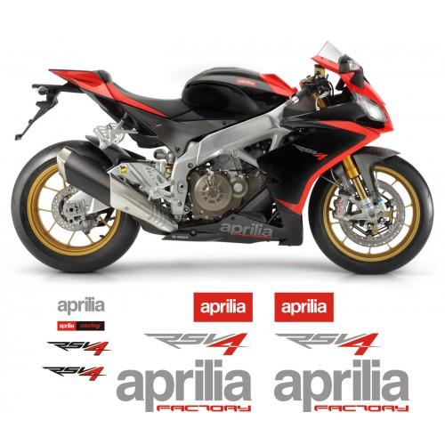 Стикери за Aprilia RSV 4 модел 26894