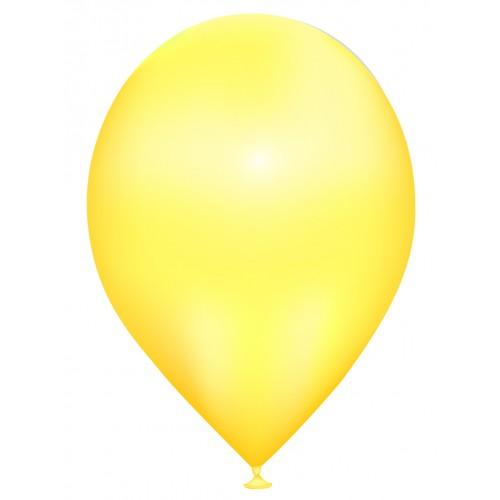 Балон Пастел Жълт модел 54001
