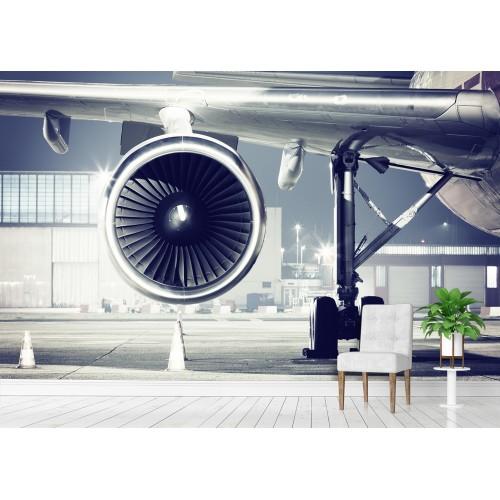 Фототапет витло на самолет цифров печат максимален размер 200х300см модел 28134