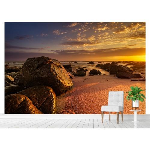 Фототапет залез на плажа цифров печат максимален размер 260х400см модел 28038