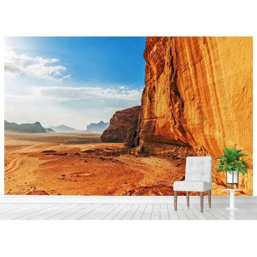Фототапет пустиня скали цифров печат максимален размер 260х400см модел 28067