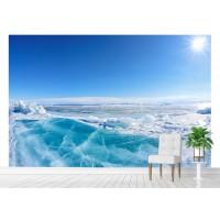 Фототапет лед айсберг цифров печат максимален размер 200х300см модел 28153