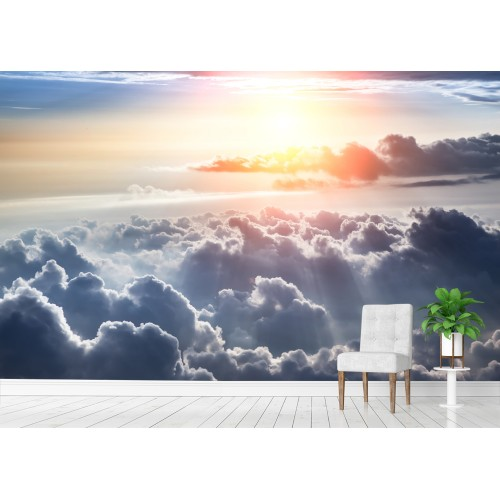 Фототапет над облаците цифров печат максимален размер 200х300см модел 28165