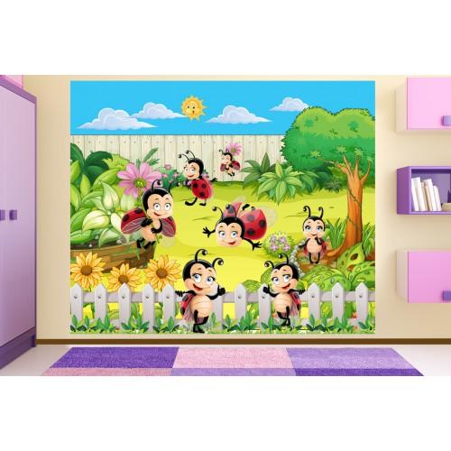 Фототапет за детска стая с КАЛИНКИ цифров печат максимален размер 250х300см модел 28042