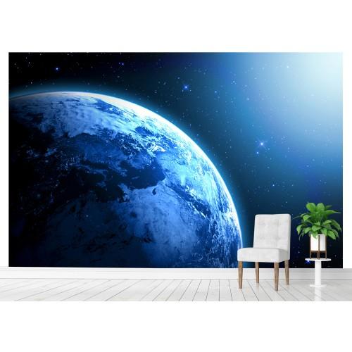 Фототапет планета Земя цифров печат максимален размер 200х300см модел 28124