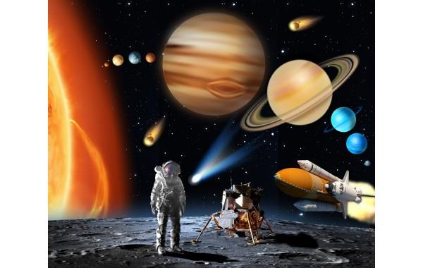 Фототапет модел 28128 слънчева система планети