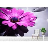 Фототапет цвете цифров печат флис основа максимален размер 260х400см модел 28327