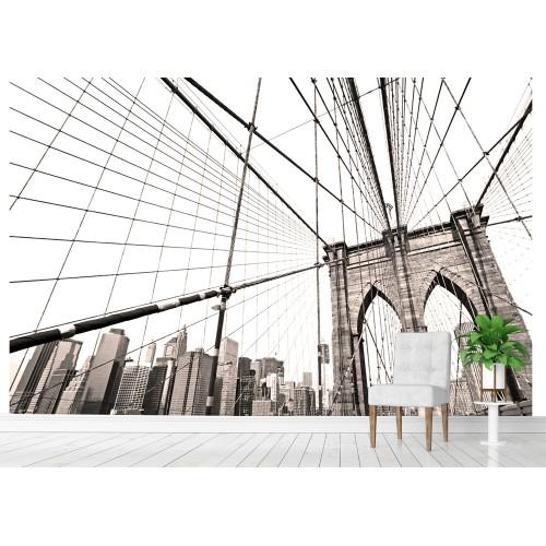 Фототапет въжен мост цифров печат максимален размер 260х400см модел 28105
