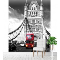Фототапет Лондон цифров печат флис основа максимален размер 200х250см модел 28370
