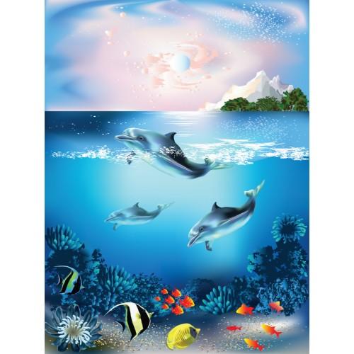 Фототапет модел 28033 подводен свят