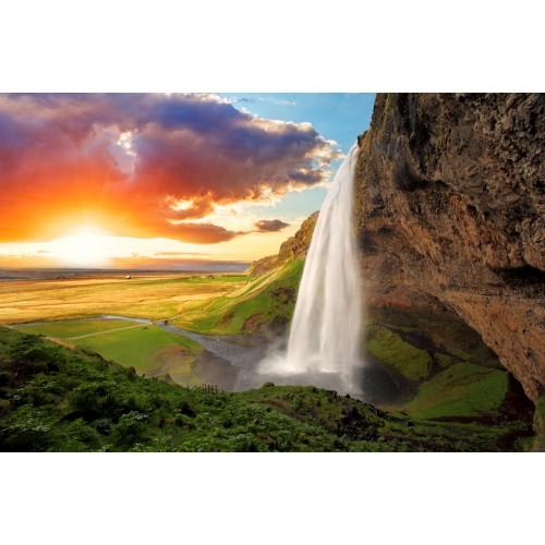 Фототапет модел 28074 водопад