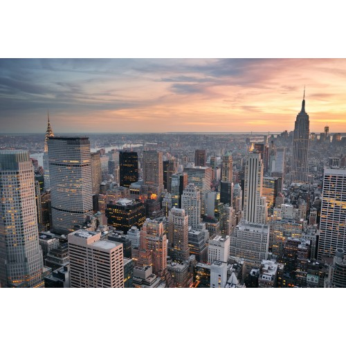 Фототапет модел 28103 нощен град
