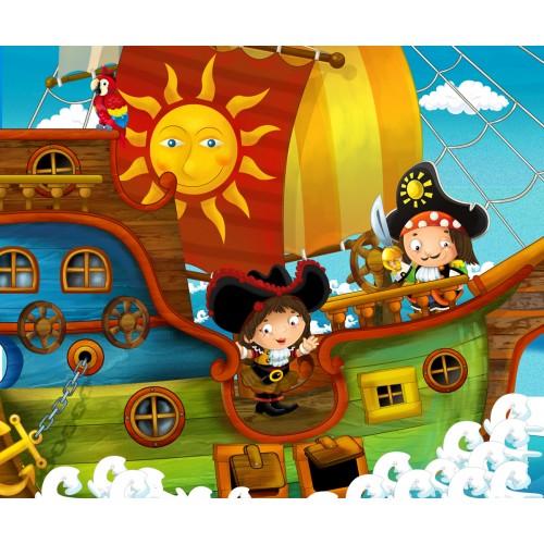 Фототапет модел 28116 пирати