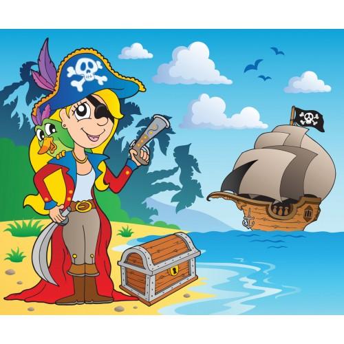 Фототапет модел 28119 пирати