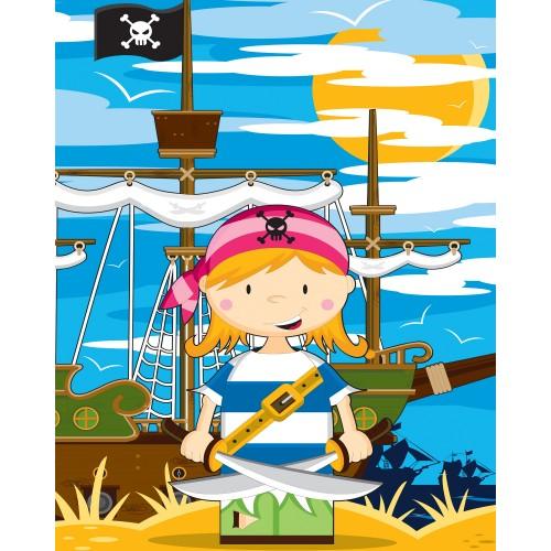 Фототапет модел 28120 пират