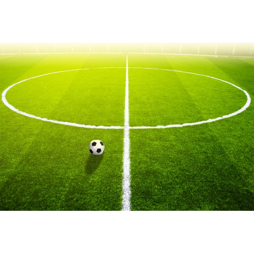 Фототапет модел 28140 футболно игрище