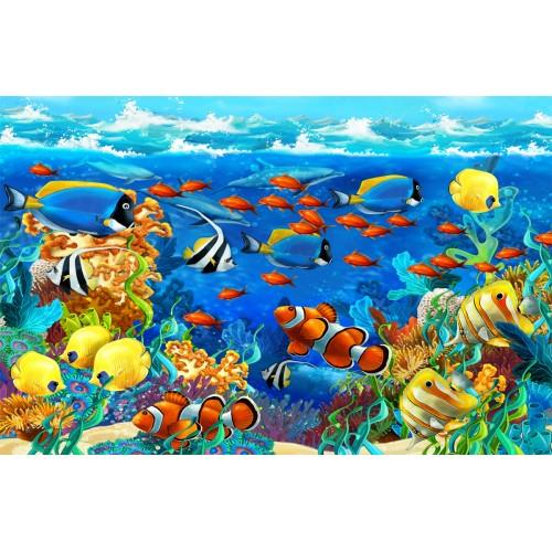 Фототапет модел 28143 корали