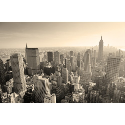 Фототапет модел 28178 град небостъргачи
