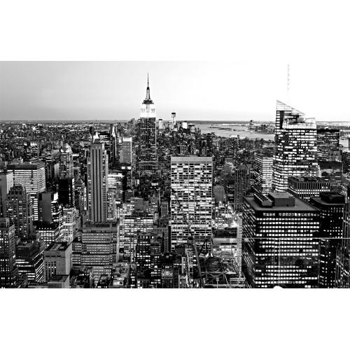 Фототапет модел 28179 град небостъргачи