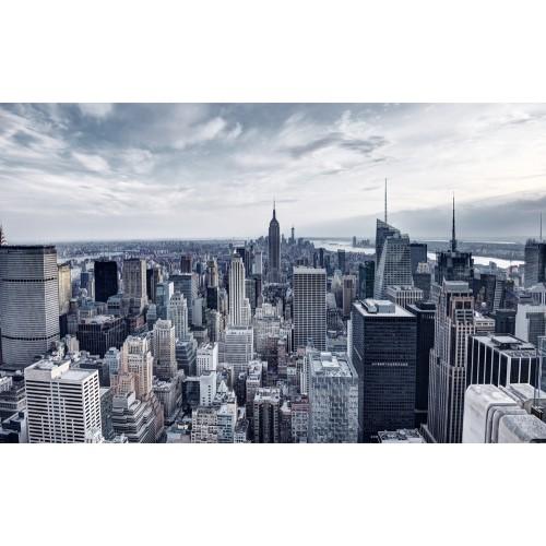 Фототапет модел 28181 град небостъргачи