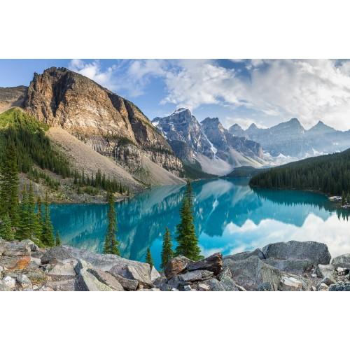 Фототапет модел 28190 планинско езеро