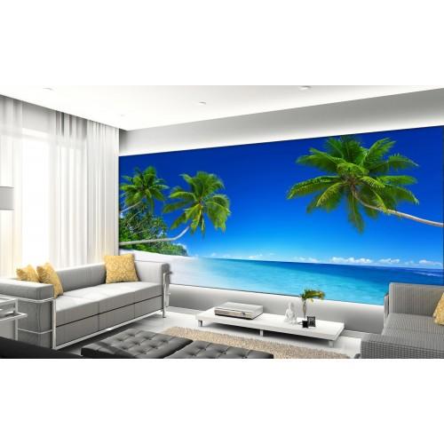 Фототапет модел 28216 плаж палми