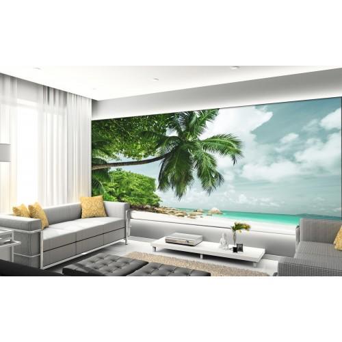 Фототапет модел 28219 плаж палми