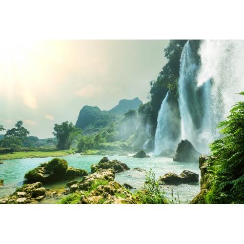 Фототапет модел 28256 водопад