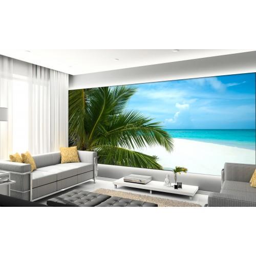 Фототапет модел 28257 плаж палми