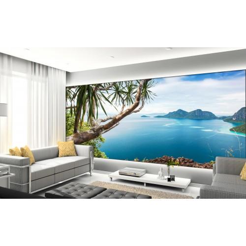 Фототапет модел 28271 плаж палми