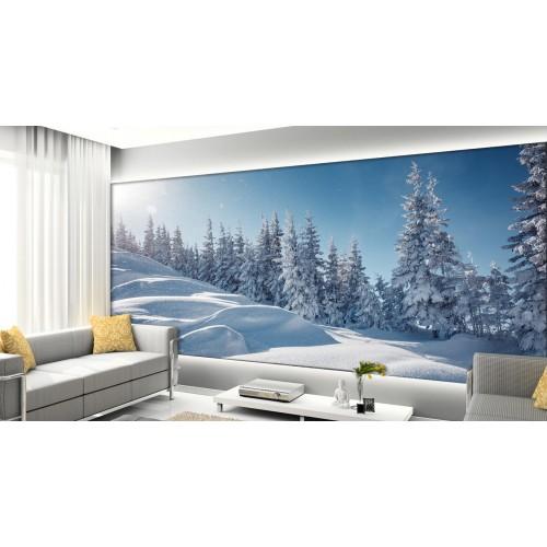 Фототапет модел 28407 зима