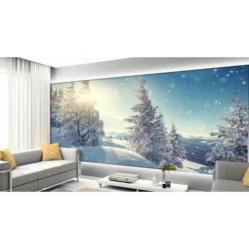 Фототапет модел 28409 зима