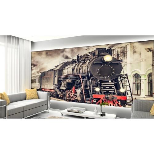 Фототапет модел 28310 влак локомотив