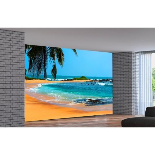 Фототапет модел 28340 тропически плаж