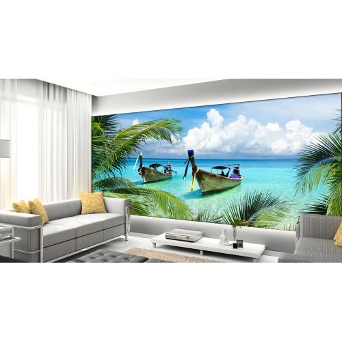 Фототапет модел 28346 тропически залив