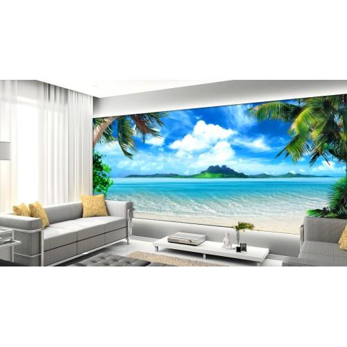 Фототапет модел 28348 тропически залив