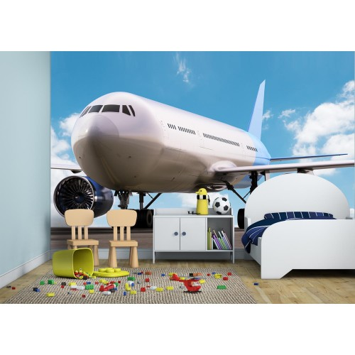 Фототапет модел 28349 самолет