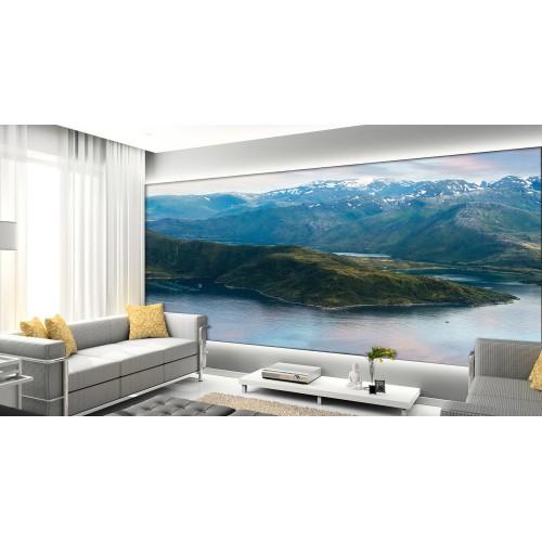 Фототапет модел 28356 гора планина езеро