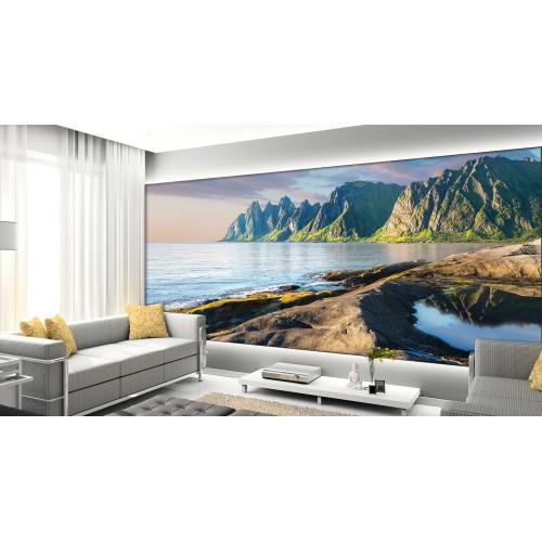 Фототапет модел 28357 гора планина езеро