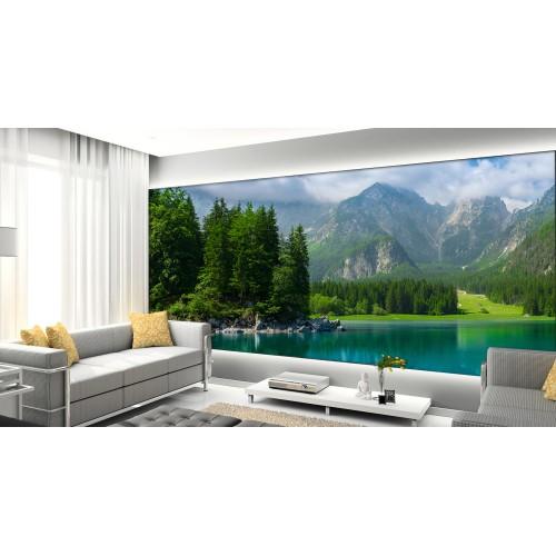 Фототапет модел 28358 гора планина езеро