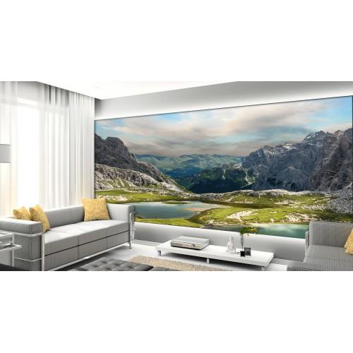 Фототапет модел 28359 планинско езеро