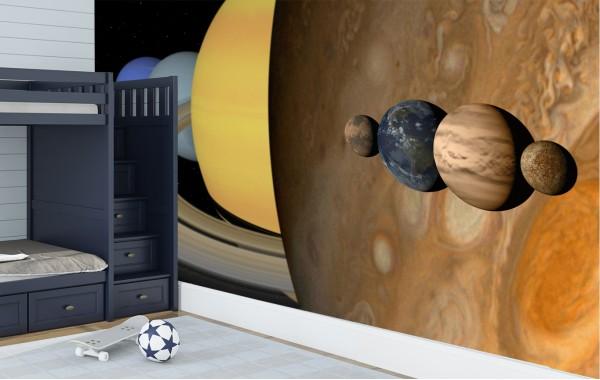 Фототапет модел 28361 планети