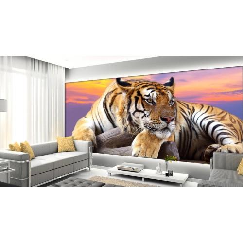Фототапет модел 28365 с тигър